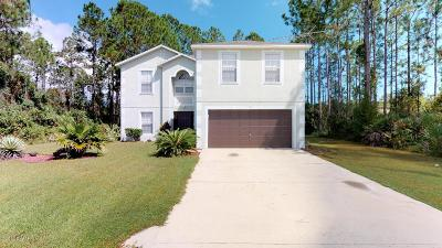 Palm Coast Single Family Home For Sale: 5 Poppy Lane