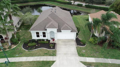 Daytona Beach, Daytona Beach Shores Single Family Home For Sale: 116 Gala Circle