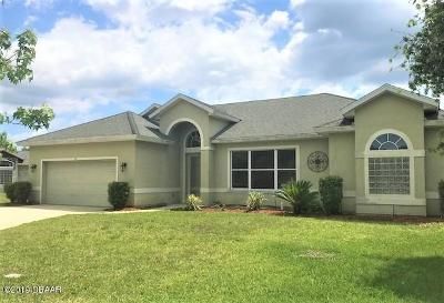 Ormond Beach Single Family Home For Sale: 23 Pine Hollow Way