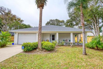Port Orange Single Family Home For Sale: 529 Lafayette Street