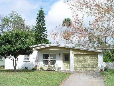 Daytona Beach Single Family Home For Sale: 1132 Bradenton Road