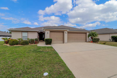 Palm Coast Single Family Home For Sale: 26 Riviera Estates Court