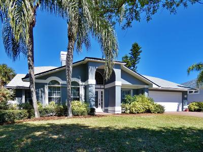 Ponce Inlet Single Family Home For Sale: 82 Ocean Way Drive