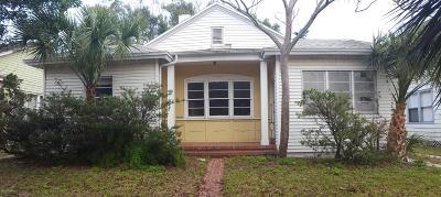 Volusia County Single Family Home For Sale: 329 Braddock Avenue