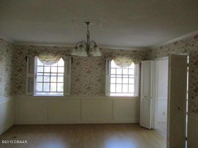 Ormond Beach Single Family Home For Sale: 150 N Halifax Drive