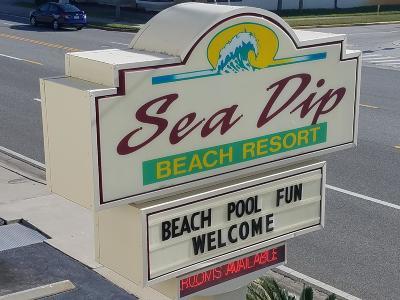 Daytona Beach Condo/Townhouse For Sale: 1233 S Atlantic Avenue #2250