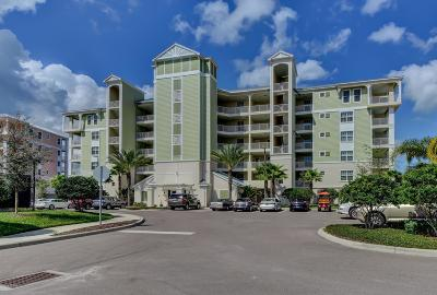 New Smyrna Beach Condo/Townhouse For Sale: 5 N Riverwalk Drive #5-207