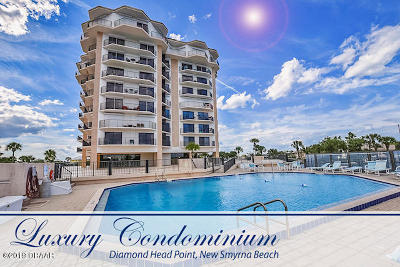 New Smyrna Beach Condo/Townhouse For Sale: 501 N Causeway #205