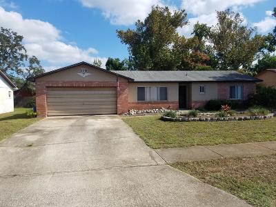 Port Orange Single Family Home For Sale: 178 Brandy Hills Drive