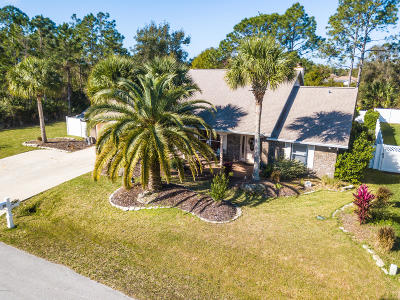 Palm Coast FL Single Family Home For Sale: $339,000