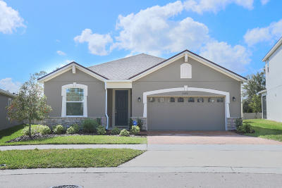 Deland Single Family Home For Sale: 2386 Kennington Cove