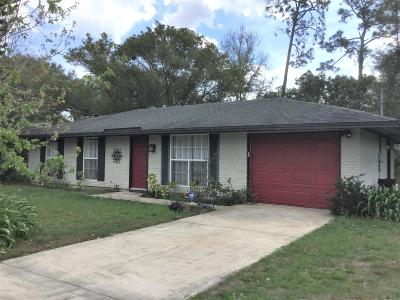 Debary Single Family Home For Sale: 9 Angeles Road