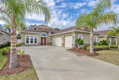 New Smyrna Beach Single Family Home For Sale: 3400 Leonardo Lane