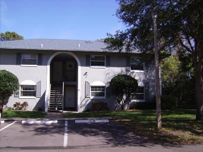 Ormond Beach Condo/Townhouse For Sale: 203 S Orchard Street #7C