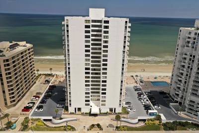 Daytona Beach Shores Condo/Townhouse For Sale: 3043 S Atlantic Avenue #202