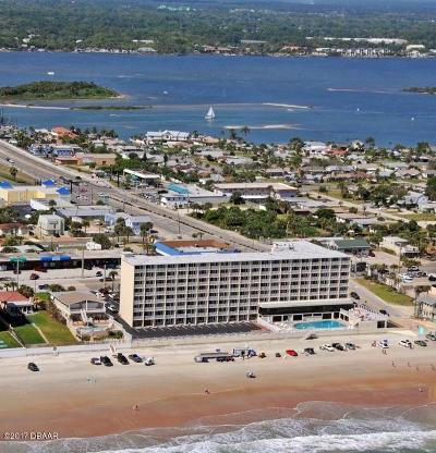 Daytona Beach Shores Condo/Townhouse For Sale: 3501 S Atlantic Avenue #G220