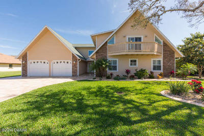 Port Orange Single Family Home For Sale: 1818 Lindbergh Lane