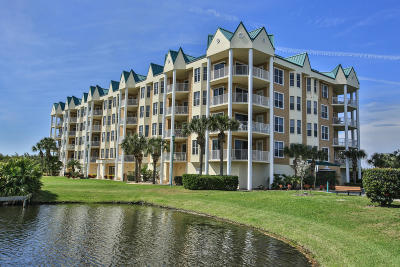 Ponce Inlet Condo/Townhouse For Sale: 4620 Riverwalk Village Court #7403