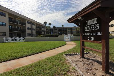 Condo/Townhouse For Sale: 2100 Ocean Shore Boulevard #209