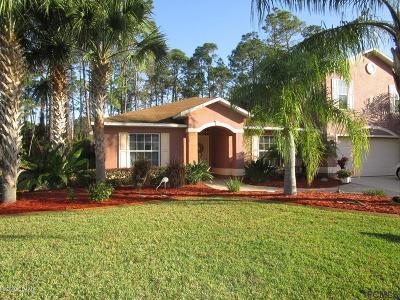 Palm Coast Single Family Home For Sale: 35 Edmond Place