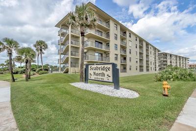 Condo/Townhouse For Sale: 3170 Ocean Shore Boulevard #1020