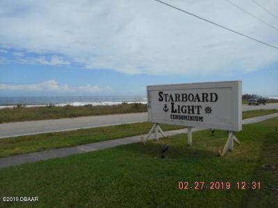 Condo/Townhouse For Sale: 2006 Ocean Shore Boulevard #80
