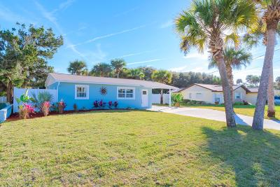 New Smyrna Beach Single Family Home For Sale: 16 Hillside Drive