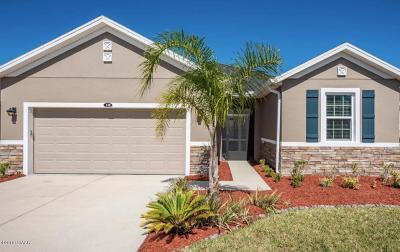 Daytona Beach Single Family Home For Sale: 128 Grande Lake Drive