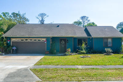 Port Orange Single Family Home For Sale: 374 Bent Oak Drive