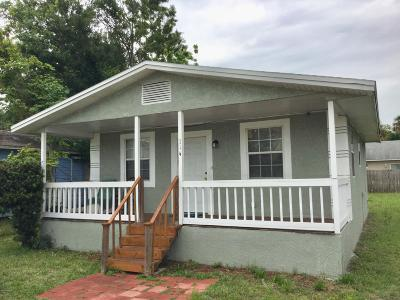 Volusia County Single Family Home For Sale: 314 N Keech Street