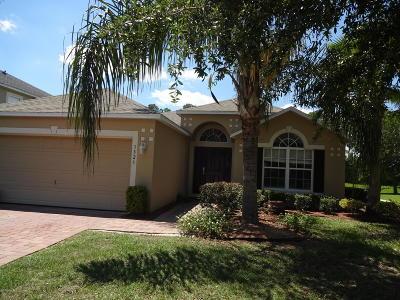 Port Orange Single Family Home For Sale: 3826 Sunset Cove Drive