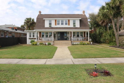 Daytona Beach Single Family Home For Sale: 935 N Wild Olive Avenue