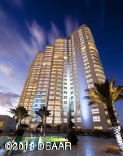 Volusia County Rental For Rent: 241 Riverside Drive #1207-2