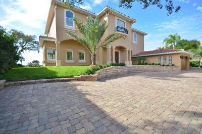 Daytona Beach Single Family Home For Sale: 8 Sunset Terrace