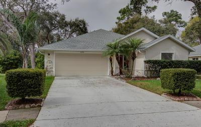Port Orange Single Family Home For Sale: 6094 Jasmine Vine Drive