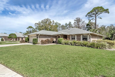 Port Orange Single Family Home For Sale: 845 Clear Lake Drive