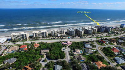 Ponce Inlet Condo/Townhouse For Sale: 4575 S Atlantic Avenue #6602