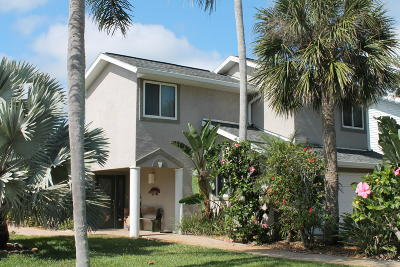 Port Orange Single Family Home For Sale: 4034 S Peninsula Drive