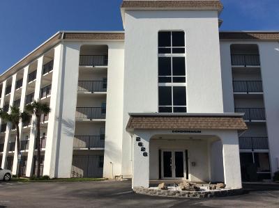 Daytona Beach Shores Condo/Townhouse For Sale: 2626 S Atlantic Avenue #5050