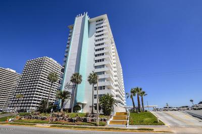 Daytona Beach Condo/Townhouse For Sale: 2800 N Atlantic Avenue #702