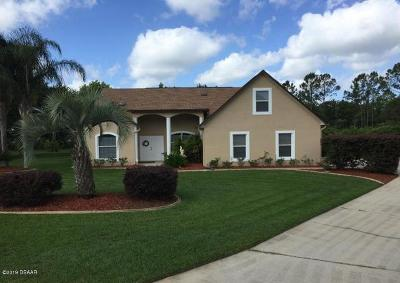 Port Orange Single Family Home For Sale: 2670 Ava Circle