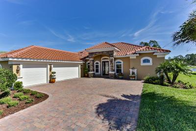 New Smyrna Beach Single Family Home For Sale: 2912 S Asciano Court