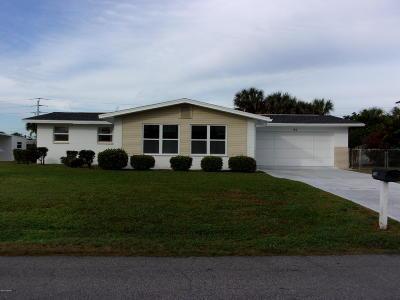 Port Orange Single Family Home For Sale: 3936 Oriole Avenue