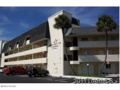 Ormond Beach Condo/Townhouse For Sale: 855 Ocean Shore Boulevard #115