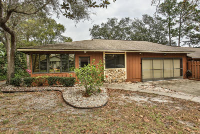 Port Orange Attached For Sale: 26 Crooked Pine Road
