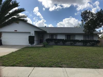 Port Orange Single Family Home For Sale: 1190 Stillwood Court