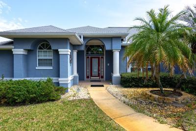 Palm Coast Single Family Home For Sale: 2 Burnaby Lane