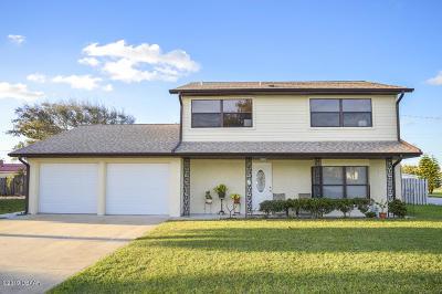 Ormond Beach Single Family Home For Sale: 117 Ormond Shores Drive