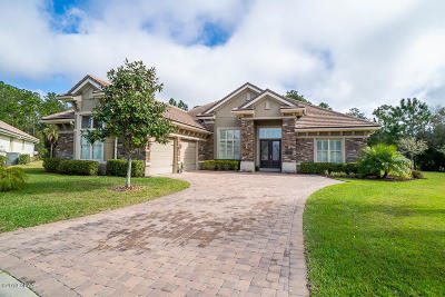Plantation Bay Single Family Home For Sale: 713 Woodbridge Court