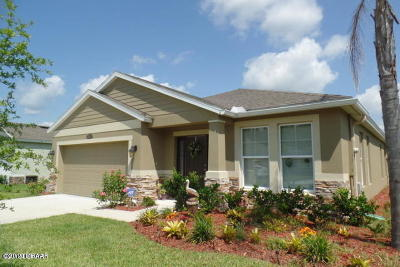 Volusia County Rental For Rent: 5267 Plantation Home Way